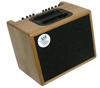 AER COMPACT 60 ACOUSTIC AMPLIFIER and GIGBAG - SOLID WOOD OAK