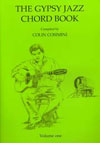 Colin Cosimini The Gypsy Jazz Chord Book Vol 1