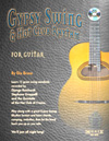 Dix Bruce Gypsy Swing & Hot Club Rhythm for Guitar with CD