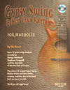 Dix Bruce Gypsy Swing & Hot Club Rhythm for Mandolin with CD