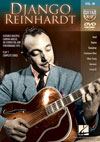 Django Reinhardt Guitar Play-Along DVD Volume 40