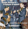 Django Reinhardt and Stephane Grappelli - Djangology 2 CDs