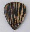 Dugain Flat Pick - Palm Tree 4mm