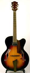 Eastman AR403CE-SB Electric Archtop
