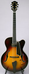 Eastman AR803CE-16-SB Uptown Archtop