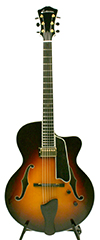 Eastman AR805CE-SB Uptown Archtop