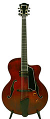 Eastman AR805CE Uptown Archtop
