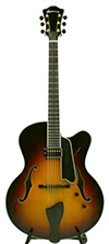 Eastman AR810CE-SB Uptown Archtop