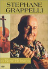 Stephane Grappelli Live in New Orleans DVD