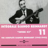 Integrale Django Reinhardt - Vol.11 (1940-1942) Swing 42