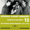 Integrale Django Reinhardt - Vol.12 (1943-1945) Manois des Mes Reves