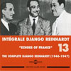 Integrale Django Reinhardt - Vol.13 (1946-1947) Echoes of France