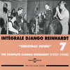 Integrale Django Reinhardt - Vol.7 (1937-1938) Christmas Swing