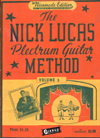 eBook: Nick Lucas Plectrum Guitar Method, Volume 1