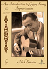 eBook: Nick Sansone - Introduction to Gypsy Swing Improvisation