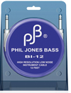 Phil Jones Bass BI-12 Bass Instrument Cable