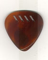 Red Bear Trading Tortis Style Pick - Style B 2.5mm with grip