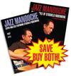 Stochelo Rosenberg Two Volume Set: In the Style of Stochelo Rosenberg and Gypsy Jazz Waltzes Featuring Stochelo Rosenberg FREE SHIPPING!!! PRE-ORDER Ship date Nov.15
