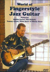 Martin Taylor World of Fingerstyle Jazz Guitar DVD