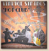 Vintage Strings Hot Club Gypsy Jazz Strings (1 set): Light Ball End