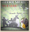 Vintage Strings Hot Club Gypsy Jazz Strings (1 set): Medium Loop End