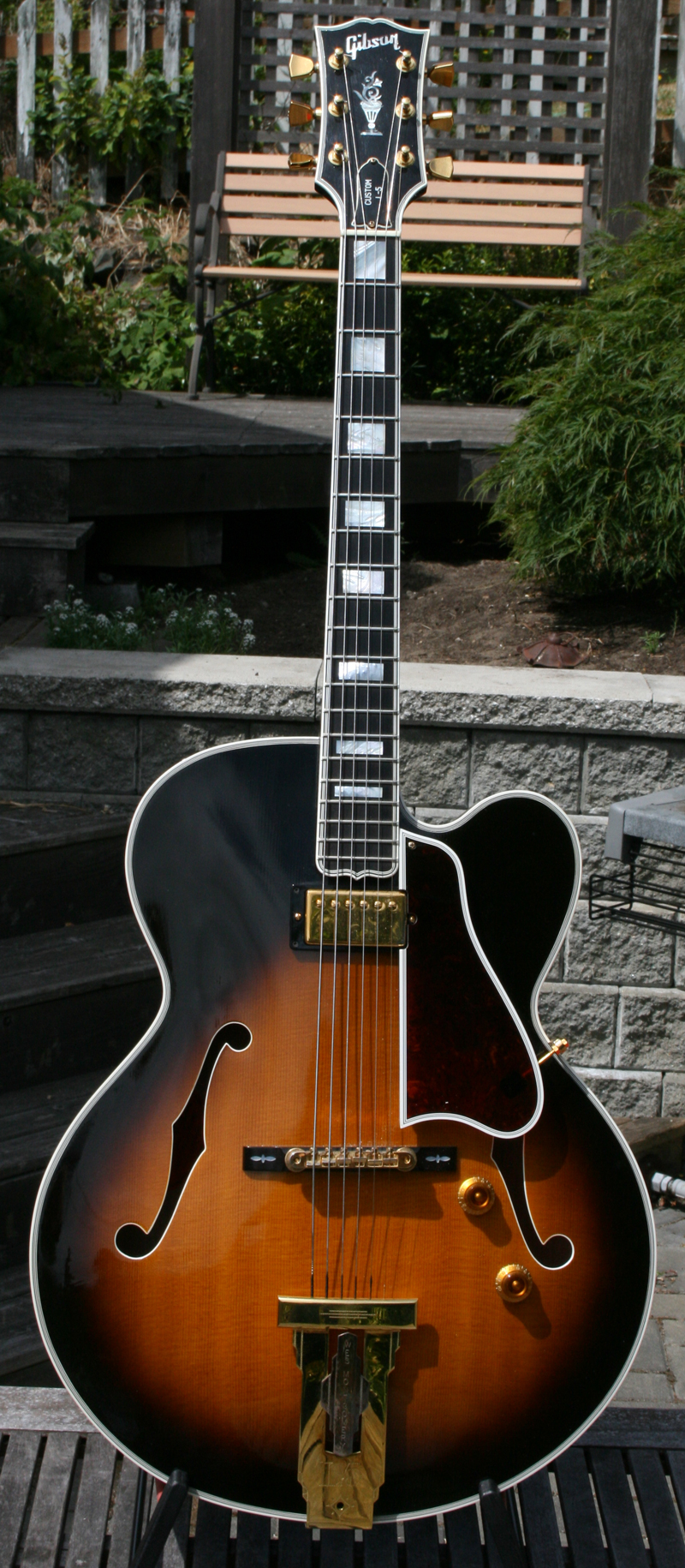1996 Gibson L-5 Wes Montgomery with original hardshell